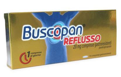 Immagine di BUSCOPAN REFLUSSO 20 MG COMPRESSE GASTRORESISTENTI