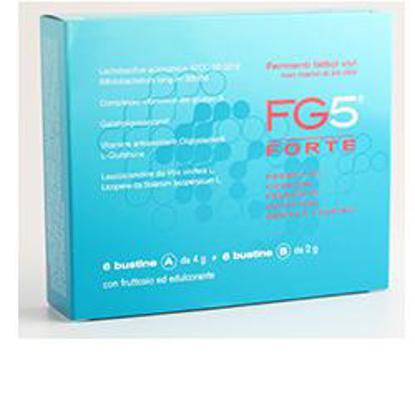 Immagine di FG5 FORTE 6 BUSTINE A X 4G + 6 BUSTINE B X 2G