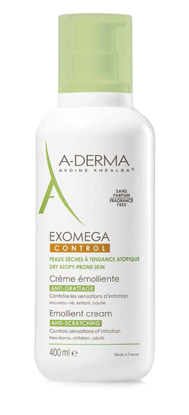 Immagine di ADERMA A-D EXOMEGA CONTROL CREMA 400 ML