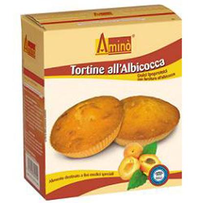 Immagine di AMINO' TORTINA ALBICOCCA APROTEICA 210 G