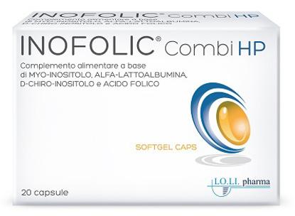 Immagine di INOFOLIC COMBI HP 20 CAPSULE