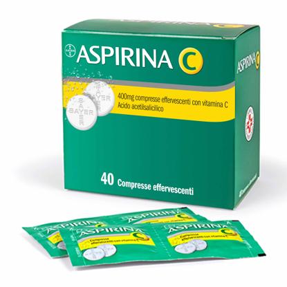 Immagine di ASPIRINA 40 COMPRESSE