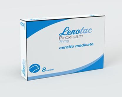 Immagine di LENOTAC 14 MG CEROTTO MEDICATO