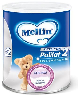 Immagine di MELLIN POLILAT 2 LATTE POLVERE 400 G