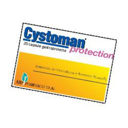 Immagine di CYSTOMAN PROTECTION 20 CAPSULE