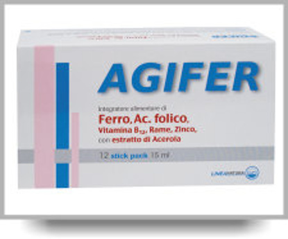 Immagine di AGIFER 12 STICK 15 ML
