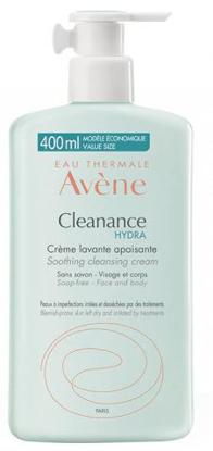Immagine di AVENE CLEANANCE HYDRA CREMA DETERGENTE 400 ML