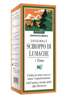 Immagine di SCIROPPO LUMACHE ORIGINALE 150 ML