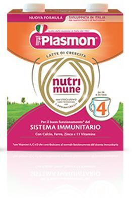 Immagine di PLASMON NUTRI-MUNE 4 LIQUIDO 2 PEZZI