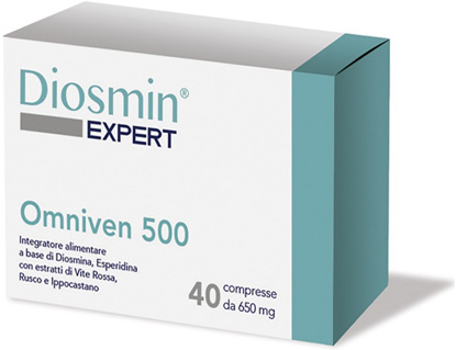 Immagine di DIOSMIN EXPERT OMNIVEN 500 40 COMPRESSE