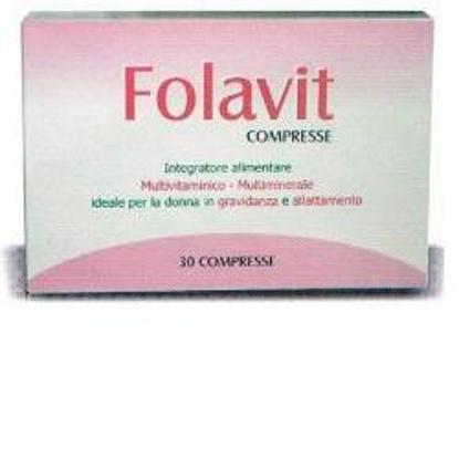 Immagine di FOLAVIT 30 COMPRESSE