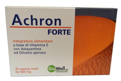 Immagine di ACHRON FORTE 20 CAPSULE MOLLI
