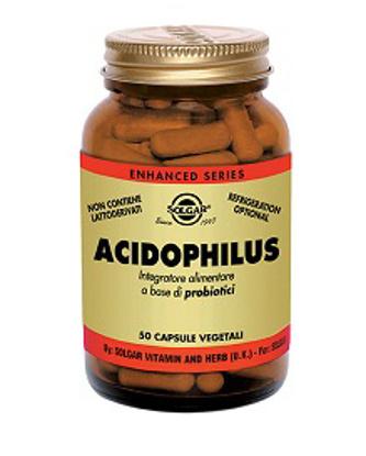 Immagine di ACIDOPHILUS 50 CAPSULE VEGETALI