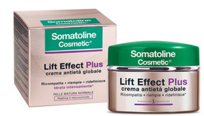 Immagine di SOMATOLINE COSMETIC LIFT EFFECT PLUS CREMA ANTIETA' GIORNO PELLE MATURA NORMALE 50 ML