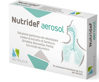 Immagine di NUTRIDEF AEROSOL 10 FIALE 3 ML