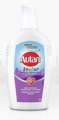 Immagine di INSETTOREPELLENTE AUTAN FAMILY CARE JUNIOR 100ML