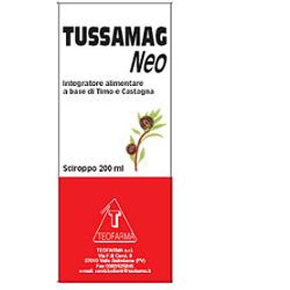 Immagine di TUSSAMAG NEO SCIROPPO 200 ML