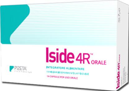 Immagine di ISIDE 4R ORALE 14 CAPSULE