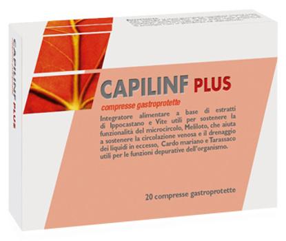 Immagine di CAPILINF PLUS 20 COMPRESSE