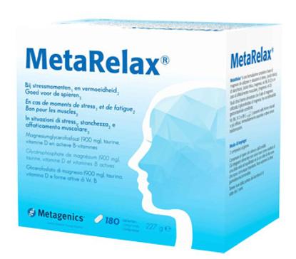 Immagine di METARELAX 180 COMPRESSE