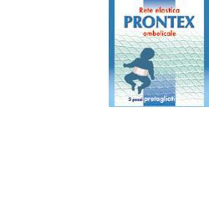 Immagine di CEROTTO PRONTEX RETE ELASTICO OMBELICALE 1CONFEZIONE