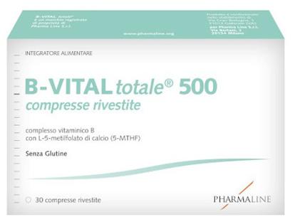 Immagine di B-VITAL TOTALE 500 30 COMPRESSE