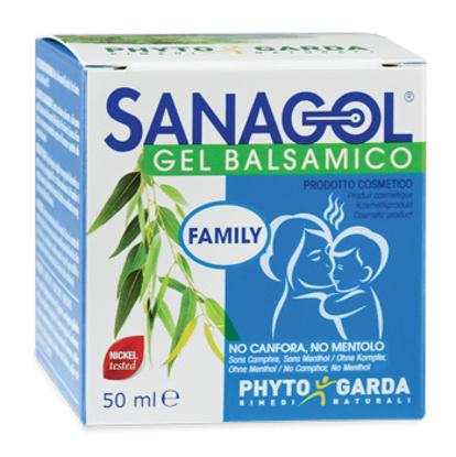 Immagine di SANAGOL GEL BALSAMICO SENZA CANFORA E SENZA MENTOLO