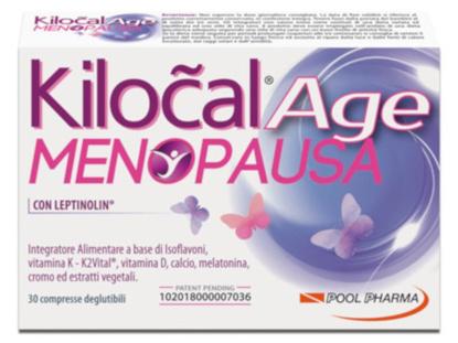 Immagine di KILOCAL AGE MENOPAUSA 30 COMPRESSE