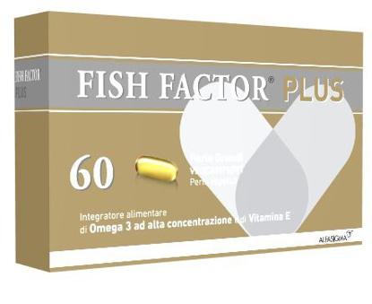 Immagine di FISH FACTOR PLUS 60 PERLE GRANDI