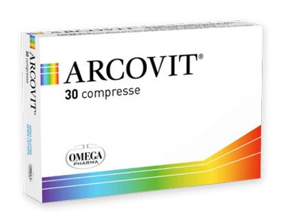 Immagine di ARCOVIT 30 COMPRESSE