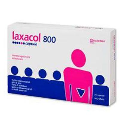 Immagine di LAXACOL 800 30 CAPSULE
