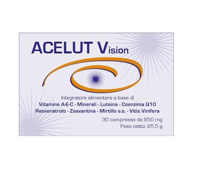 Immagine di ACELUT VISION 30 COMPRESSE