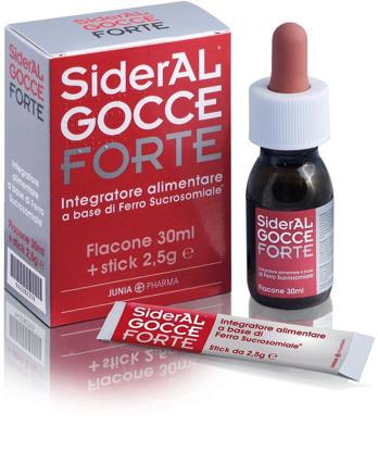 Immagine di SIDERAL GOCCE FORTE 30 ML