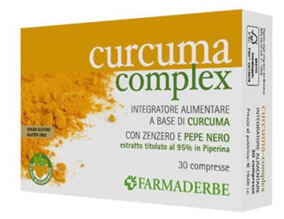 Immagine di CURCUMA COMPLEX 30 COMPRESSE