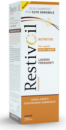Immagine di RESTIVOIL FISIOLOGICO NUTRITIVO 250 ML