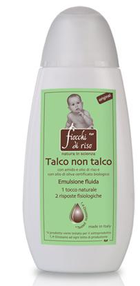 Immagine di FIOCCHI DI RISO TALCO NON TALCO ORIGINAL 120 ML
