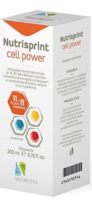 Immagine di NUTRISPRINT CELL POWER 200 ML