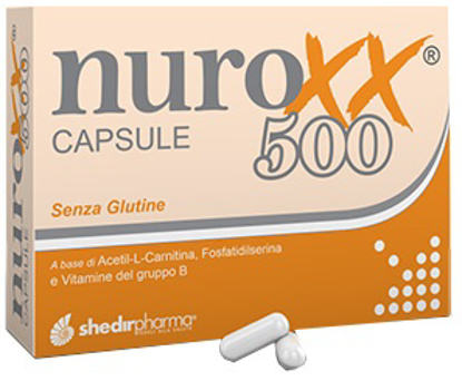 Immagine di NUROXX500 30 CAPSULE