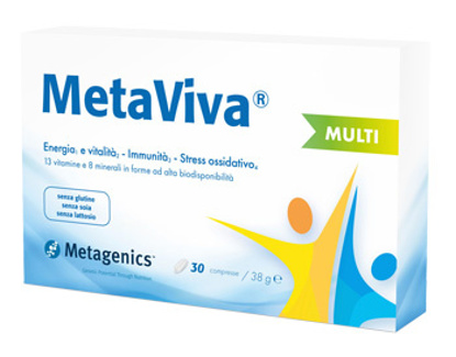 Immagine di METAVIVA MULTI 30 COMPRESSE