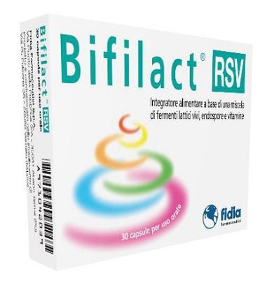 Immagine di BIFILACT RSV 30 CAPSULE
