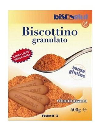 Immagine di BISENGLUT BISCOTTO GRANULARE 400 G