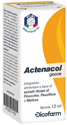 Immagine di ACTENACOL GOCCE 12 ML