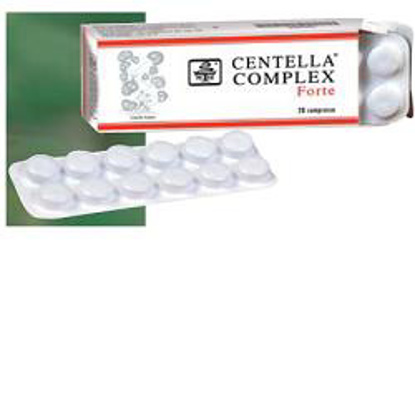 Immagine di CENTELLA COMPLEX FORTE 20 COMPRESSE