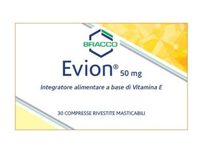 Immagine di EVION 30 COMPRESSE RIVESTITE MASTICABILI