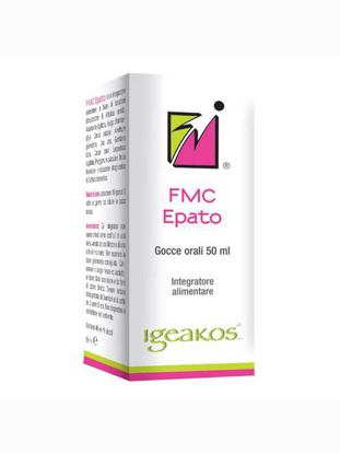 Immagine di FMC EPATO GOCCE ORALI 50 ML