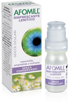 Immagine di AFOMILL RINFRESCANTE SENZA CONSERVANTI 10 ML