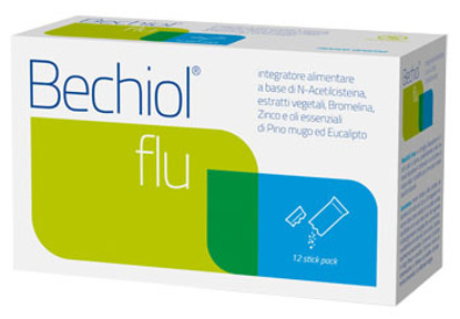 Immagine di BECHIOL FLU 12 BUSTINE STICK PACK