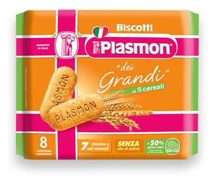 Immagine di PLASMON BISCOTTO PER GRANDI CEREALI 270 G