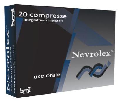 Immagine di NEVROLEX 20 COMPRESSE