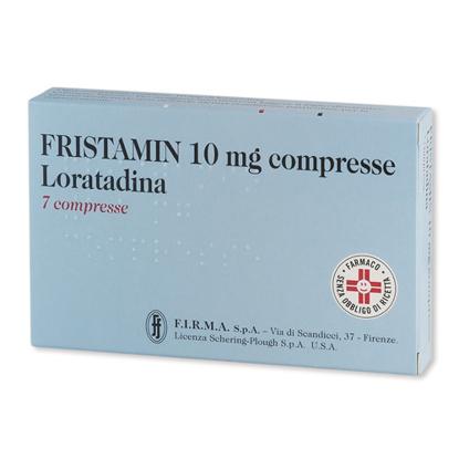 Immagine di FRISTAMIN 10 MG COMPRESSE